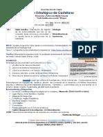 Plan Estrategico Castellano  3ERO ABCDE  Profa. Daryelis Rodriguez