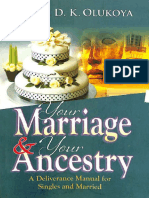 Your Marriage and Your Ancestry - D. K. Olukoya