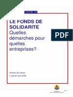 2020-04-20 - Dossier de Presse Fonds_de_solidarite