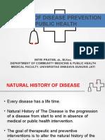 LEVEL OF PREVENTION-dr.WITRI