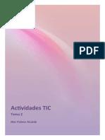 Actividades TIC Tema 2