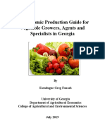 2019 Vegetable Production Guide