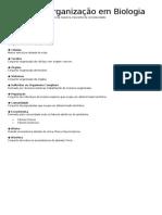 Introdução à Biologia - Níveis de Organização em Biologia.docx