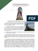 Historia de las Apariciones e la Vírgen de Coromoto