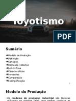 Toyotismo - CEPS