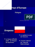 Pays d'Europe