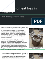 insulation summative