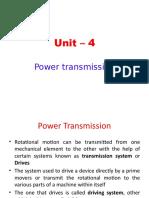 unit 4 power transmission (2)