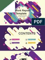 Work Report-WPS Office