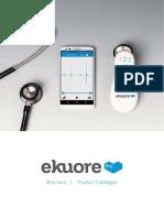 Ekuore Medical Devices Catalogue