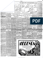 El Sol 1926-11-4 anuncio charla AC sobre Martín Fierro en Unión Iberoamericana 11 nov