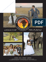 Wedding photography Package Scotty