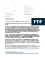 Title III Covid-19 Letter