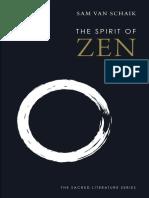 The Spirit of Zen by Sam van Schaik