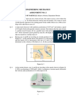 2. ENGINEERING MECHANICS_Assignment 2