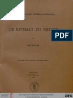 Robert, C. Die Iliupersis des Polygnot (Hallisches Winckelmannsprogramm 17)