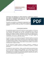 Propuesta Alternativa Icodense - Medidas Economicas Covid19 Abril 2020