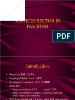 service sectors lecture 9