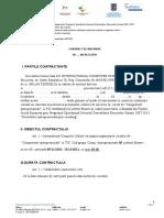 Contract de Inscriere
