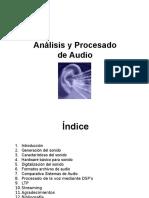 Análisis y Procesado de Audio Digital - Grupo PAS
