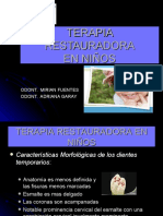 TERAPIA RESTAURADORA ULTIMA