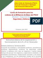 2da Fase Modulo I Diplomado PSUV