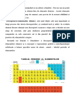 Elementele chimice