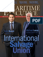 The Maritime Executive - Sept-Oct 2010