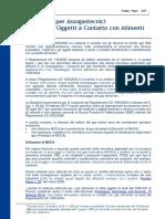 AGT Position paper materiali a contatto con gas alimentari 27 giu 2017