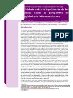 BOLETIN OIR USAL Datos de opinion_53 DROGAS