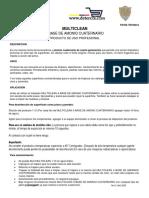 FT Multiclean AmonioCuaternario