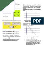 Razones y proporciones entre segmentos