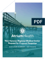 Atrium Executive Summary - NHRMC RFP