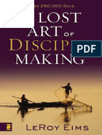 LeRoy Eims-Lost Art of Disciple Making.pdf