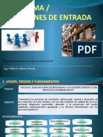 PROGRAMA DE INDUCCION ALMACENES DE ENTRADA - personal nuevo