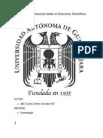 Extracción de Isoflavonas totales en Dioscorrea Remotiflora