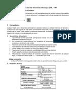 Manual de uso del termometro infrarrojos ZSYL - 168