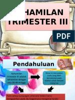 PPT KEHAMILAN TRIMESTER III.pptx