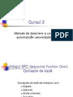 Automatizare Secventiala (limbajul SFC)