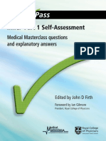 MRCP Part 1 Self-Assessment_ Medical Masterclass Questions and Explanatory Answers ( PDFDrive.com )