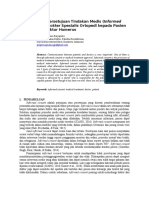 Penyampaian Persetujuan Tindakan Medis (Informed Consent) oleh Dokter Spesialis Ortopedi kepada Pasien Pra-Operasi Fraktur Humerus.docx