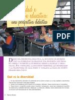 Diversidad e inclusion persp didáctica[2352]