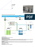 Envirolyte water disinfecting systems