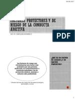 4. FACTORES PROTECTORES Y DE RIESGO DE CONSUMO