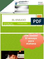 PLATAFORMA SESI_N 1 Ensayo