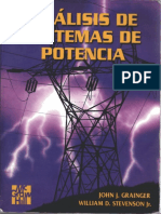 Análisis de sistemas eléctricos de potencia - John J. Grainger