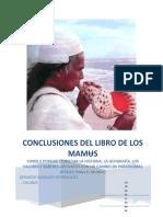 CONCLUSIONES DEL LIBRO DE LOS MAMɄS - GERARDO MORALES DOMÍNGUEZ - CHUINZY -