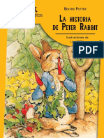 La historia de Peter Rabbit
