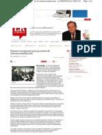 GBS -En Los Medios on Line-En La Republica COM - GBS y Corporacion ENLACE Dia Innovacion