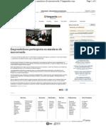 GBS -En Los Medios on Line-En Vanguardia COM - GBS en Rueda de Inversionistas Mi Primera ad GBS